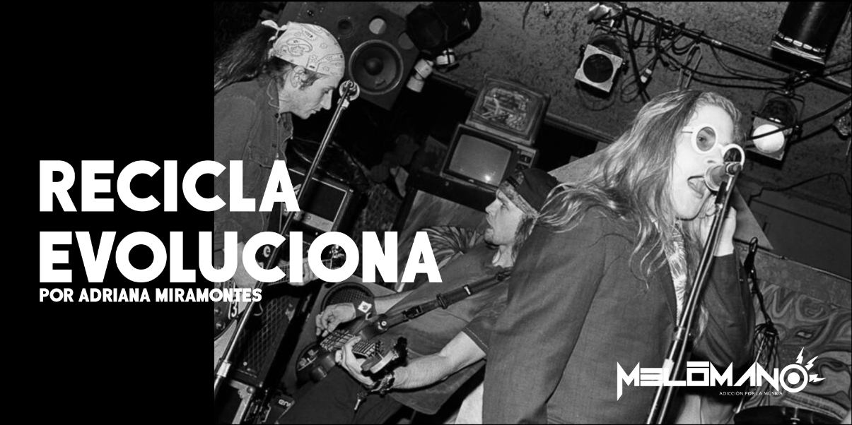 Mother Love Bone tocando
